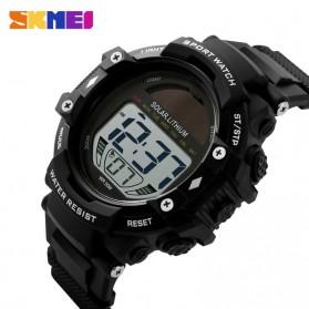 SKMEI Jam Tangan Digital Pria - DG1129 - Black - 5