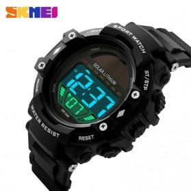 SKMEI Jam Tangan Digital Pria - DG1129 - Black - 6
