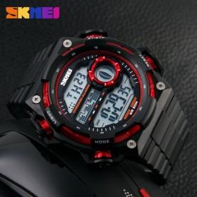 SKMEI Jam Tangan Digital Pria - DG1115 - Black/Red - 5