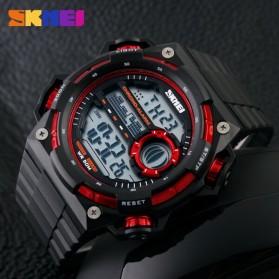 SKMEI Jam Tangan Digital Pria - DG1115 - Black/Red - 6