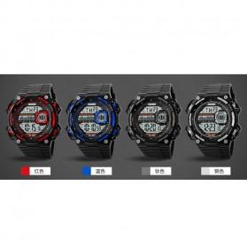 SKMEI Jam Tangan Digital Pria - DG1115 - Black/Blue - 7