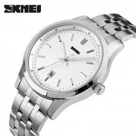 SKMEI Jam Tangan Analog Pria - 1125CS - Silver - 2