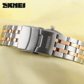 SKMEI Jam Tangan Analog Pria - 1125CS - Silver - 8