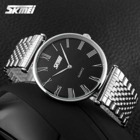 SKMEI Jam Tangan Analog Pria - 9105CS - Black - 3