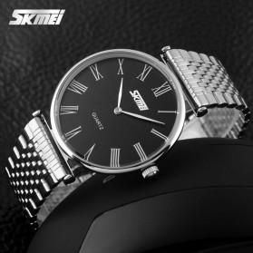 SKMEI Jam Tangan Analog Pria - 9105CS - Black - 4