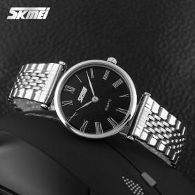SKMEI Jam Tangan Analog Wanita - 9105CS - Black - 3