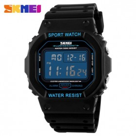 SKMEI Jam Tangan Digital Pria - DG1134 - Black Blue
