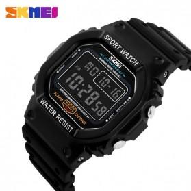 SKMEI Jam Tangan Digital Pria - DG1134 - Black - 2
