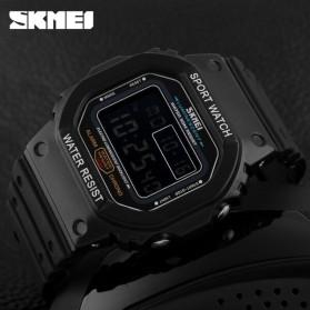 SKMEI Jam Tangan Digital Pria - DG1134 - Black - 3