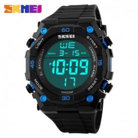 SKMEI Jam Tangan Digital Pria - DG1130 - Black Blue