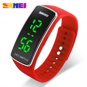 SKMEI Jam Tangan LED - 1119 - Red