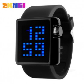 SKMEI Jam Tangan LED - 1145 - Black