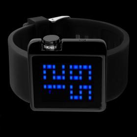 SKMEI Jam Tangan LED - 1145 - Black - 5