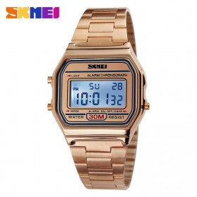 SKMEI Jam Tangan Digital Pria - DG1123 - Rose Gold