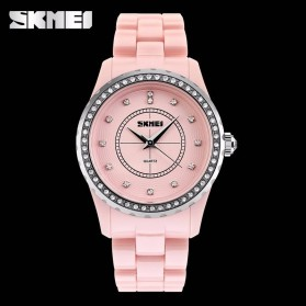 SKMEI Fashion Watch Water Resistant - 1159C - Pink
