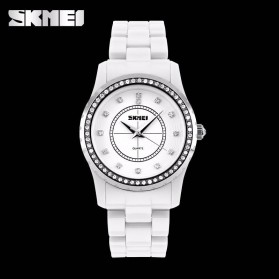 SKMEI Jam Tangan Analog Wanita - 1159C - White