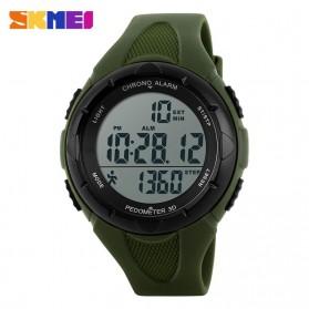 SKMEI Jam Tangan Digital Pria - DG1108S - Army Green