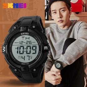 SKMEI Jam Tangan Digital Pria - DG1140 - Black - 8