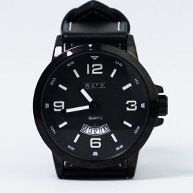 SKMEI Jam Tangan Analog Pria - 9115CL - Black - 10