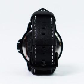 SKMEI Jam Tangan Analog Pria - 9115CL - Black - 11