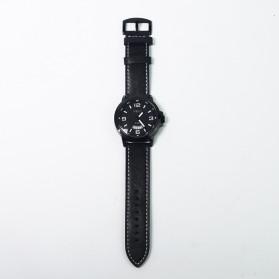 SKMEI Jam Tangan Analog Pria - 9115CL - Black - 13