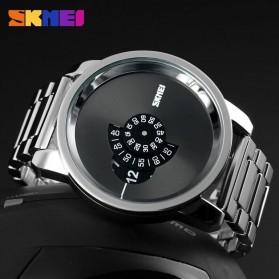 SKMEI Jam Tangan Analog Pria - AD1171 - Silver - 3