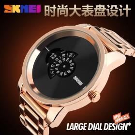 SKMEI Jam Tangan Analog Pria - AD1171 - Silver - 5