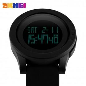 SKMEI Jam Tangan Digital Pria - DG1142 - Black - 3