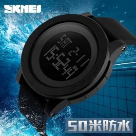 SKMEI Jam Tangan Digital Pria - DG1142 - Black - 4
