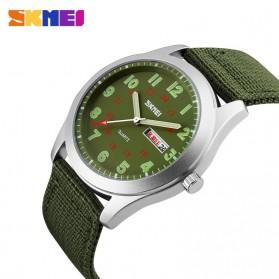 SKMEI Jam Tangan Analog Pria - 9112C - Green - 2