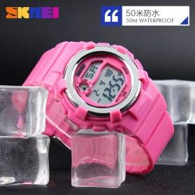 SKMEI Jam Tangan Anak - DG1161 - Pink - 7
