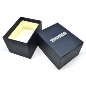SKMEI Kotak Jam Tangan Exclusive - Black - 3