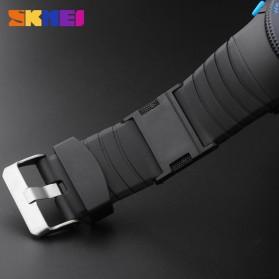 SKMEI Jam Tangan Digital Analog Pria - AD1198 - Black White - 3