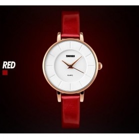 SKMEI Jam Tangan Analog Wanita - 1178CL - Red - 2
