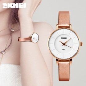 SKMEI Jam Tangan Analog Wanita - 1178CL - Red - 3