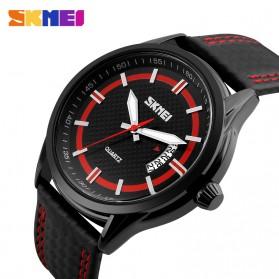SKMEI Jam Tangan Analog Pria - 9116CL - Red - 2