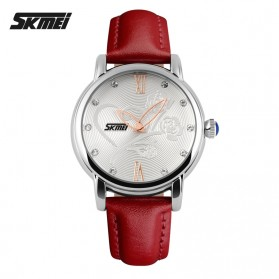 SKMEI Jam Tangan Analog Wanita - 9095CL - Red
