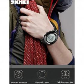 SKMEI Jam Tangan Sport Digital Pria - DG1172 - Silver - 4