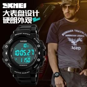 SKMEI Jam Tangan Digital Pria - DG1128S - Black - 3
