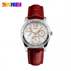 SKMEI Jam Tangan Analog Wanita - 6911CL - Red