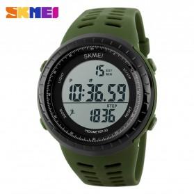 SKMEI Jam Tangan Digital Pria - DG1177S - Green