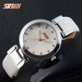 SKMEI Jam Tangan Analog Wanita - 9086CL - White - 4
