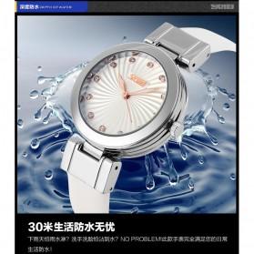SKMEI Jam Tangan Analog Wanita - 9086CL - White - 8