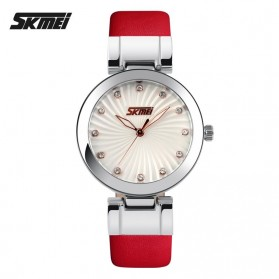 SKMEI Jam Tangan Analog Wanita - 9086CL - Red
