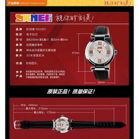 SKMEI Jam Tangan Analog Wanita - 9075CL - Black - 9