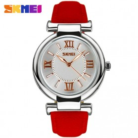 SKMEI Jam Tangan Analog Wanita - 9075CL - Red