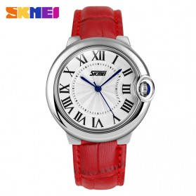 SKMEI Jam Tangan Analog Wanita - 9088CL - Red - 1