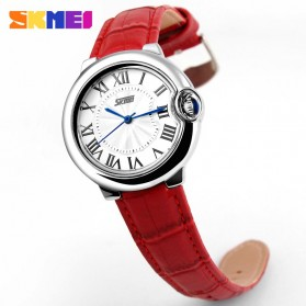 SKMEI Jam Tangan Analog Wanita - 9088CL - Red - 2