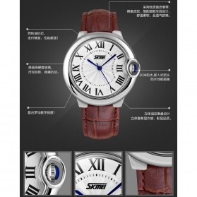 SKMEI Jam Tangan Analog Wanita - 9088CL - Red - 7