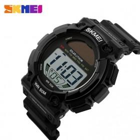 SKMEI Jam Tangan Digital Pria - DG1126 - Black - 2